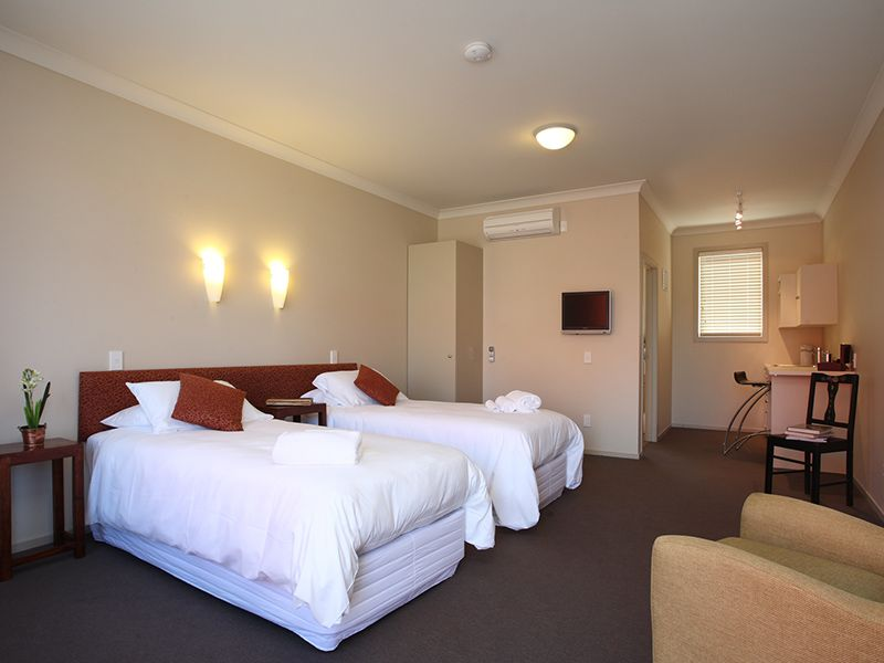 comfortable family accommodation in Central Otago