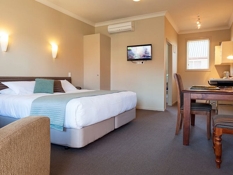 Studio accommodation in Ranfurly, Central Otago